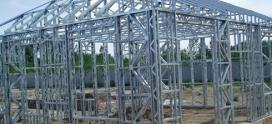 سیستم قاب سبک فولادی (LSF)