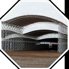 sazeh sabok - سازه های فلزی | سوله سبک بیستون