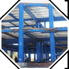 sazeh sanghin - سازه های فلزی | سوله سبک بیستون