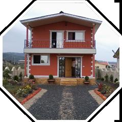 villa - سازه های فلزی | سوله سبک بیستون