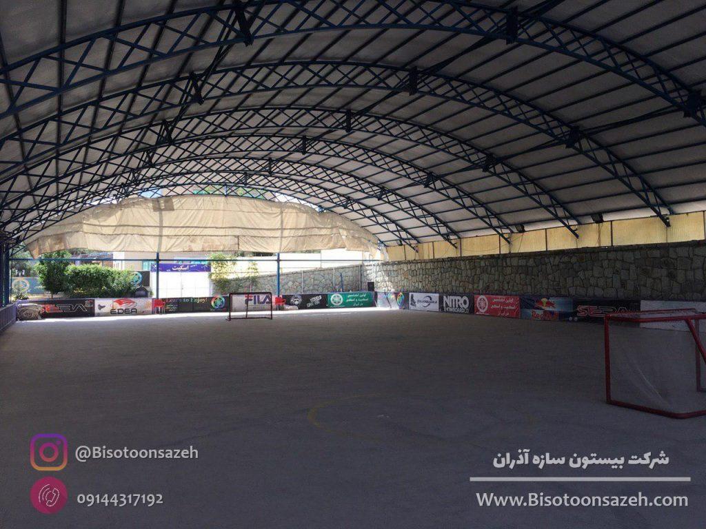 industrial shed 11 1024x768 - گالری پروژه های نصب شده سوله سبک | سوله سبک بیستون