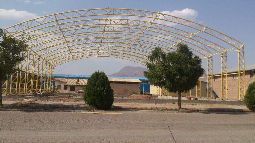 industrial shed 24 1024x576 - پروژه های اجرایی سوله توسط شرکت | سوله سبک بیستون