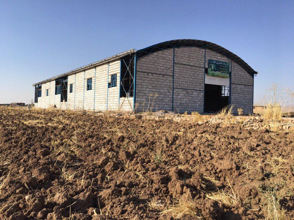 industrial shed 26 1024x768 - پروژه های اجرایی سوله توسط شرکت | سوله سبک بیستون