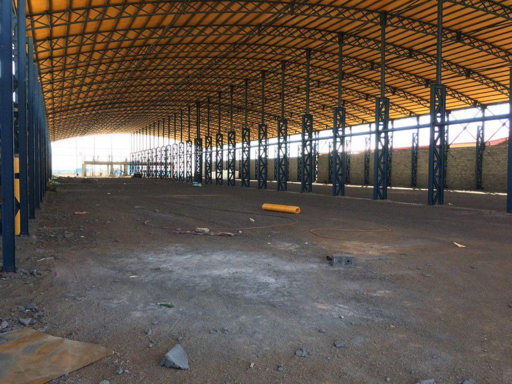 industrial shed 27 1024x768 - پروژه های اجرایی سوله توسط شرکت | سوله سبک بیستون