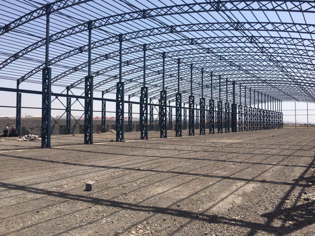 industrial shed 31 1024x768 - پروژه های اجرایی سوله توسط شرکت | سوله سبک بیستون