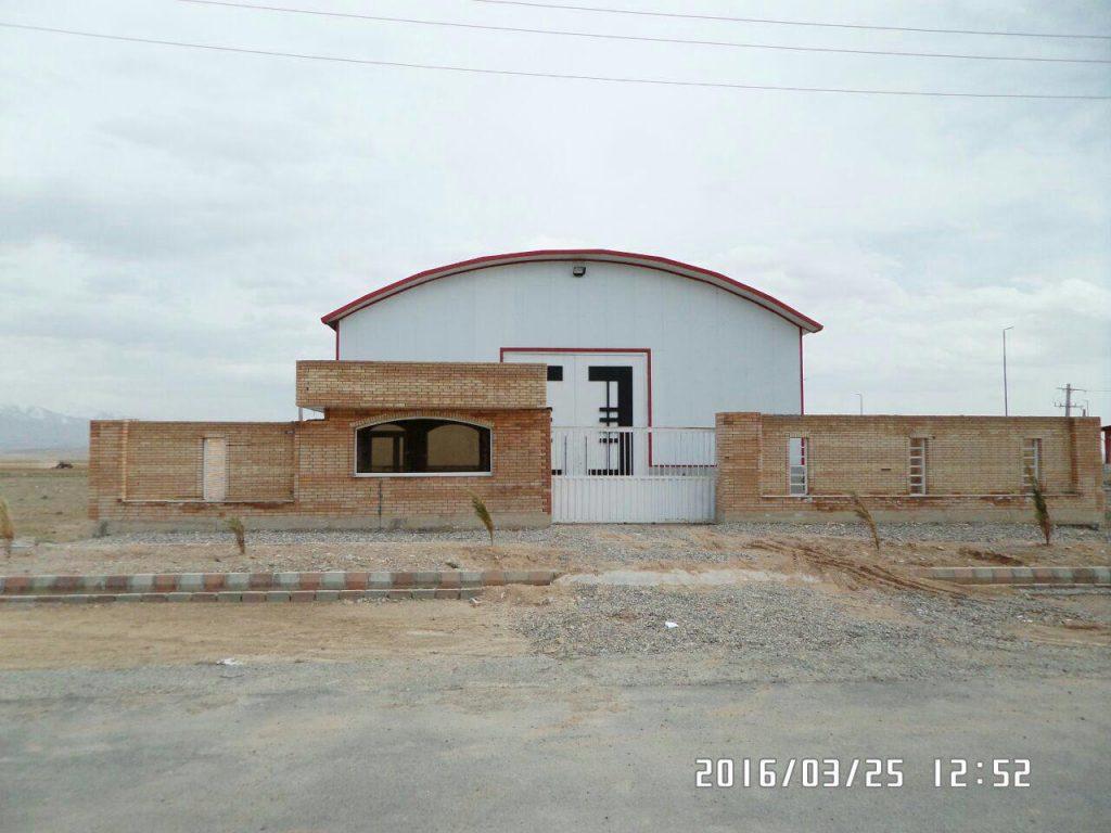 industrial shed 36 1024x768 - پروژه های اجرایی سوله توسط شرکت | سوله سبک بیستون