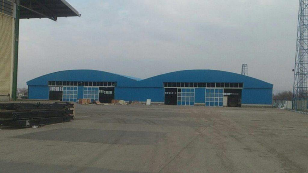 industrial shed 39 1024x576 - پروژه های اجرایی سوله توسط شرکت | سوله سبک بیستون