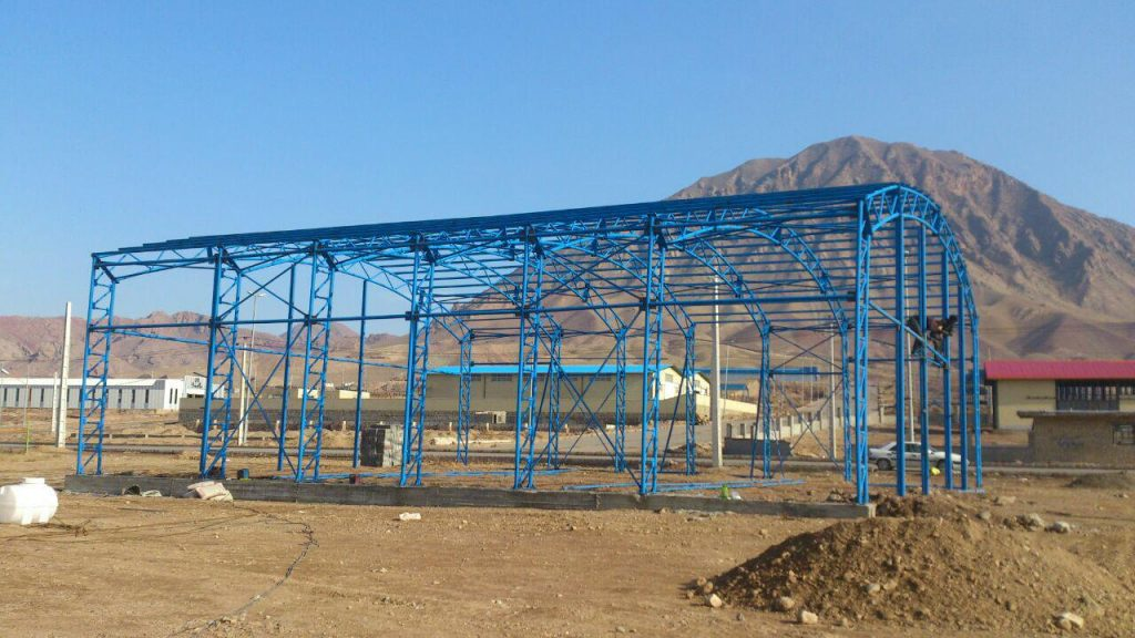 industrial shed 41 1024x576 - پروژه های اجرایی سوله توسط شرکت | سوله سبک بیستون