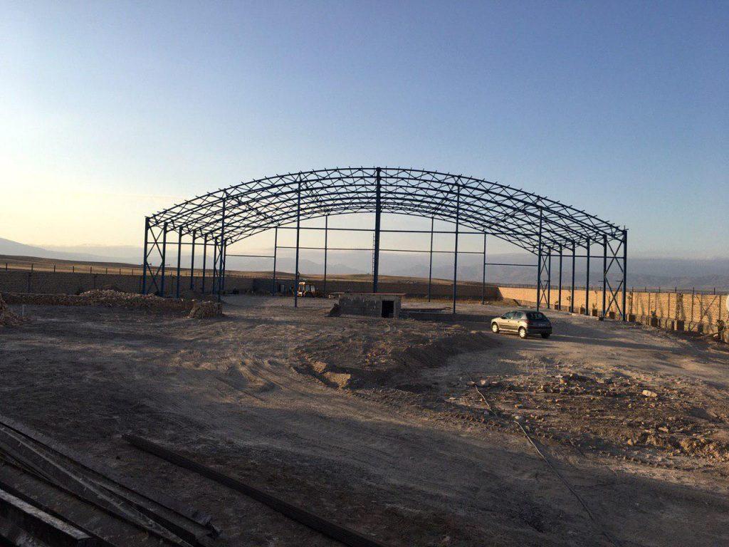 industrial shed 50 1024x768 - پروژه های اجرایی سوله توسط شرکت | سوله سبک بیستون