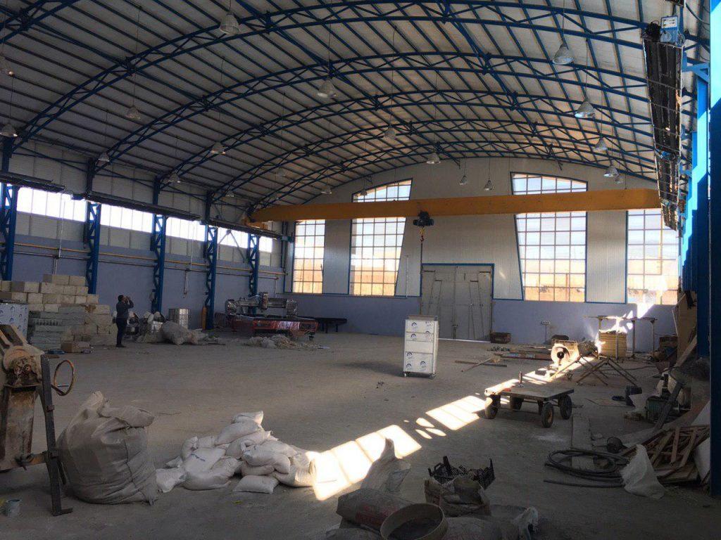 industrial shed 57 1024x768 - پروژه های اجرایی سوله توسط شرکت | سوله سبک بیستون