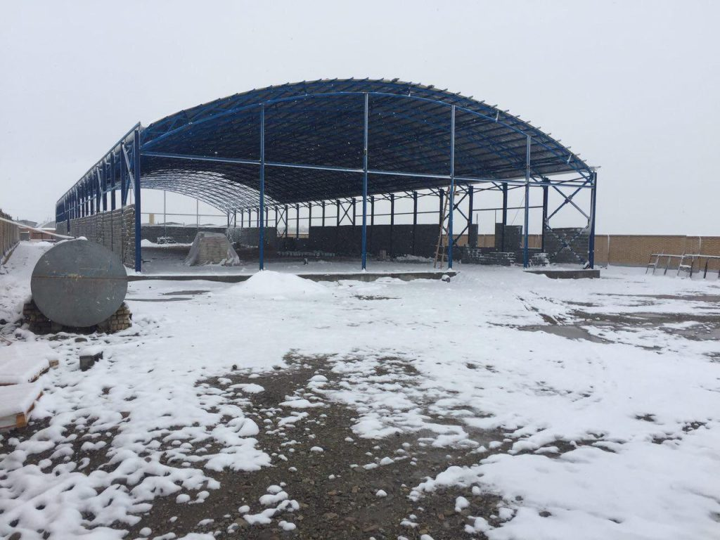 industrial shed 61 1024x768 - پروژه های اجرایی سوله توسط شرکت | سوله سبک بیستون
